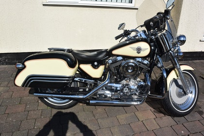 Picture of 1993 Harley Davidson For Sale by Auction