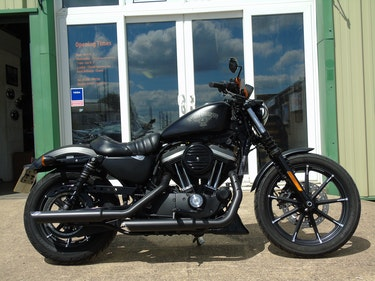 Picture of 2015 Harley-Davidson XL 883 N Iron Keyless Start 2016 Model For Sale