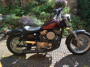 1989 Harley Davidson Sportster 1200 For Sale (picture 1 of 3)