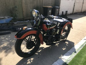 1942 Harley Davidson WLA/WLC  For Sale (picture 3 of 5)