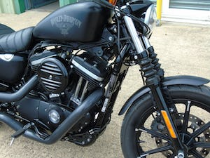 Harley-Davidson XL 883 N Iron 2016 Only 3400 Miles From New For Sale (picture 2 of 12)