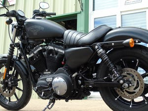 Harley-Davidson XL 883 N Iron 2016 Only 3400 Miles From New For Sale (picture 10 of 12)