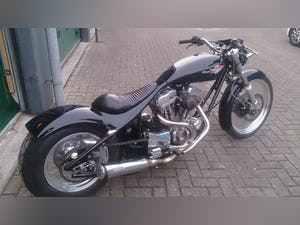 2014 harley davidson custom build For Sale (picture 1 of 6)