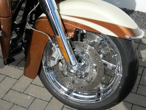 2011 Low mileage CVO Road Glide 110 European Spec For Sale (picture 4 of 6)