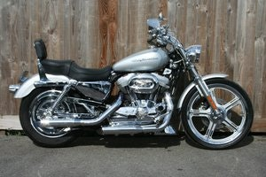 Picture of Harley Davidson XL883C Sportster - Genuine 1580 miles SOLD