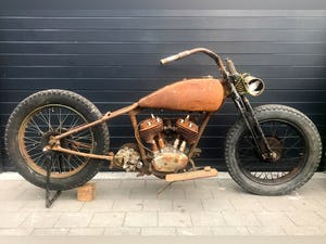 1930 Harley-Davidson - 30D  45Ci 750cc project For Sale (picture 1 of 5)