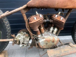 1930 Harley-Davidson - 30D  45Ci 750cc project For Sale (picture 2 of 5)