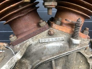 1930 Harley-Davidson - 30D  45Ci 750cc project For Sale (picture 5 of 5)