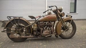 Picture of Harley davidson sidecar combination VL 1200 1932 SOLD