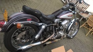 Picture of Harley davidson FXB 1984  SOLD