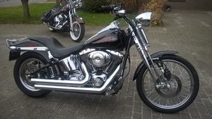 Picture of harley davidson 2004 FXSTS SOLD