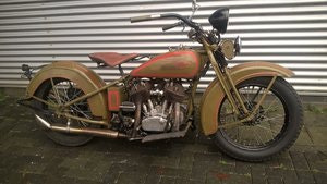 Picture of harley davidson 1931 VL  SOLD