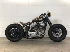 Picture of 2019 Harley Davidson 1200 Custom Hardtail SOLD