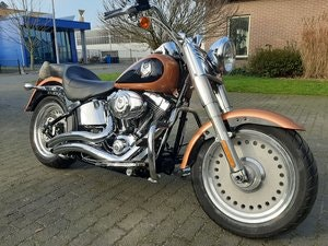 Picture of 2007 Harley davidson Fat boy 105 th anniversary For Sale
