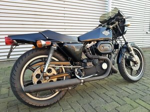 Picture of Harley davidson XLCR cafe racer 1977 SOLD