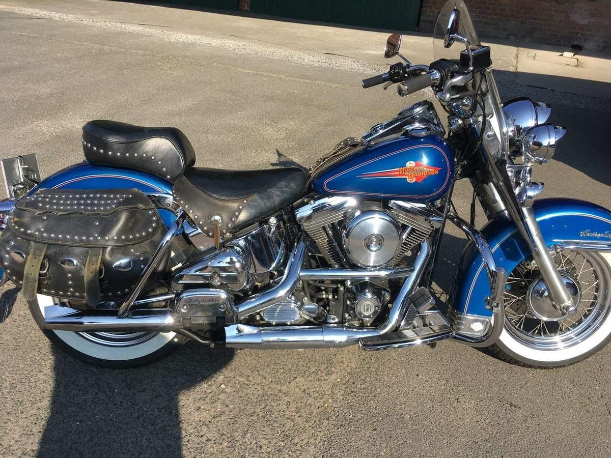 1991 Harley-Davidson Heritage Softail For Sale (picture 1 of 6)
