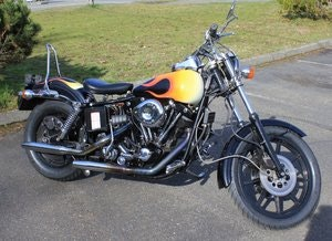 Picture of 1981 Harley Davidson FXS Lowrider  SOLD by Auction