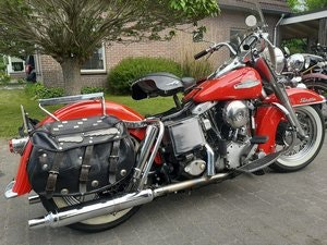 Picture of harley davidson early shovel 1968 SOLD