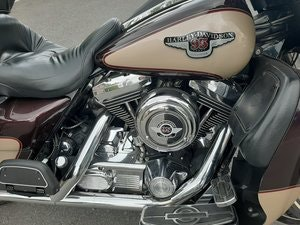 Picture of 1998 HARLEY DAVIDSON ELECTRA GLIDE ULTRA 95 TH  SOLD