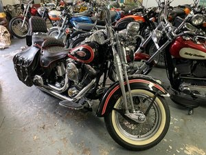 Picture of 1998 SUPER RARE HARLEY SPRINGER For Sale