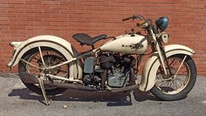 Picture of Harley davidson survivor 1936 SOLD