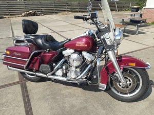 Picture of Harley davidson FLHS sport 1991  SOLD