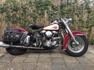Picture of Harley davidson duo glide 1959 For Sale