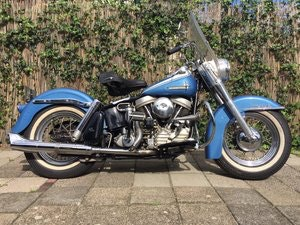 Picture of harley davidson 1962 duo glide SOLD