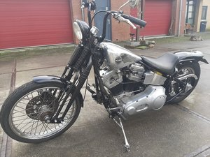 Picture of 1990 harley davidson FXSTS bobchop SOLD