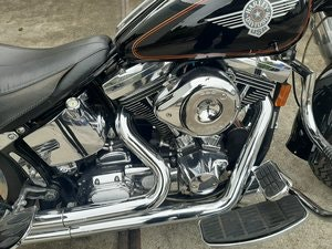 Picture of Harley davidson FLSTF fat boy 1995 For Sale
