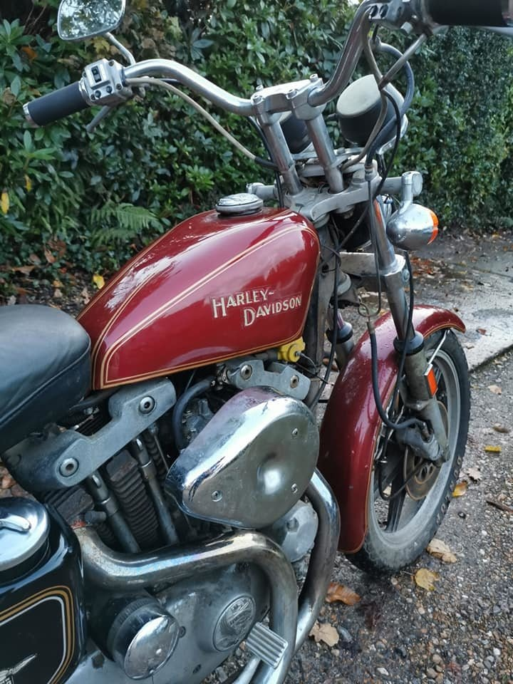 1978 Harley Davidson Ironhead 1000cc For Sale (picture 2 of 5)