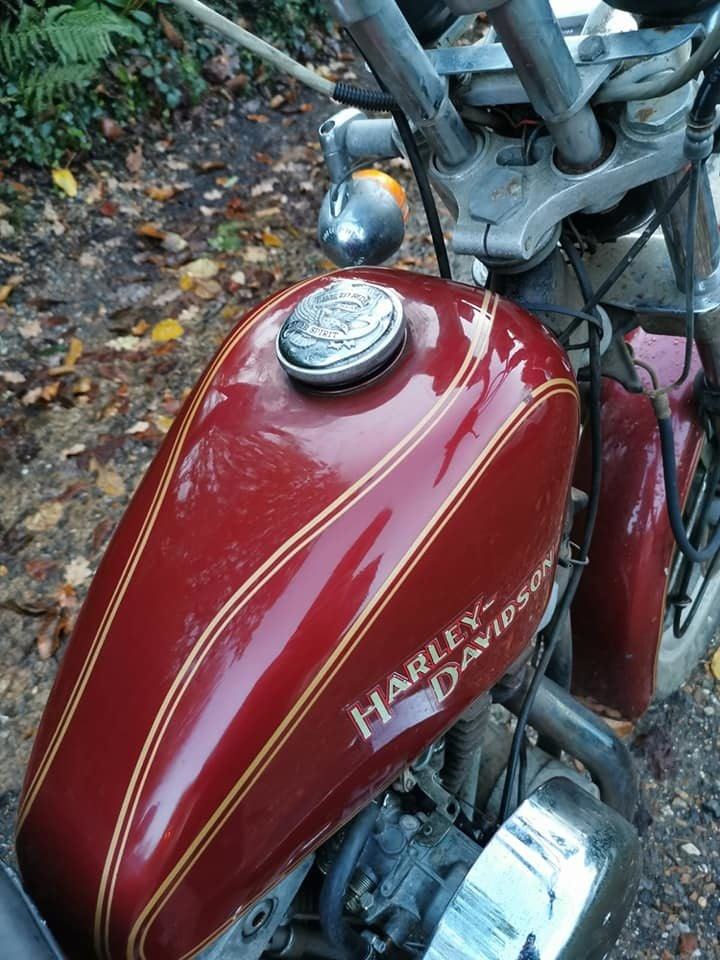 1978 Harley Davidson Ironhead 1000cc For Sale (picture 3 of 5)