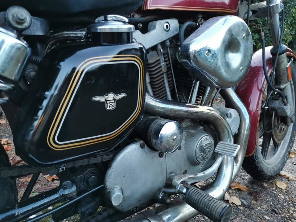 1978 Harley Davidson Ironhead 1000cc For Sale (picture 5 of 5)