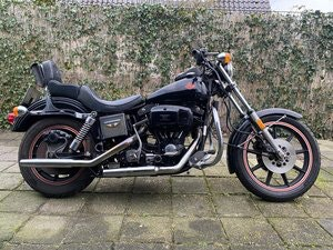 Picture of harley davidson FXB 1982 sturgis For Sale