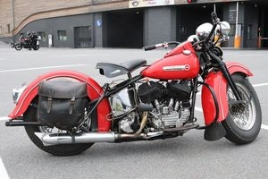 Picture of Harley Davidson Model U 1947 For Sale
