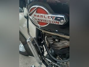 1951 Harley davidson Hydra glide 1952 For Sale (picture 2 of 11)