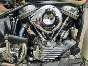 1951 Harley davidson Hydra glide 1952 For Sale (picture 3 of 11)