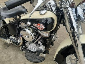 1951 Harley davidson Hydra glide 1952 For Sale (picture 8 of 11)