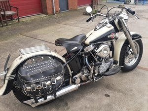 1951 Harley davidson Hydra glide 1952 For Sale (picture 11 of 11)
