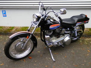 1972 Harley Davidson FX 1200 Boattail  For Sale (picture 3 of 6)