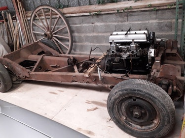 Picture of 1946 healey westland rolling chassis For Sale
