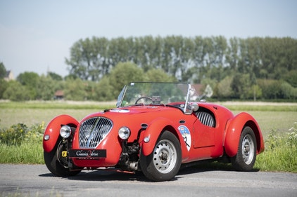 Picture of Stunning Healey Silverstone from 1949 with race history For Sale