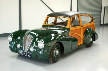 Picture of 1948 Healet Woodie Estate For Sale