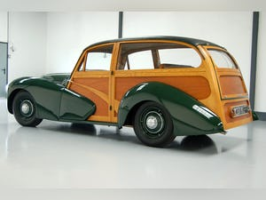 1948 Healet Woodie Estate For Sale (picture 5 of 8)
