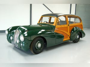 1948 Healet Woodie Estate For Sale (picture 6 of 8)