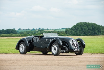 Picture of 1950 Healey Silverstone For Sale