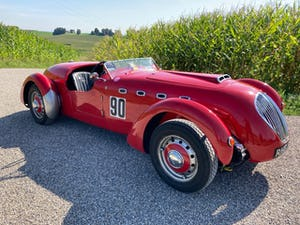 1949 Healey Silverstone Full History For Sale (picture 1 of 12)