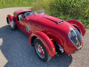 1949 Healey Silverstone Full History For Sale (picture 8 of 12)