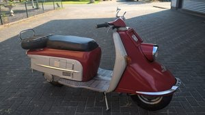 Picture of Heinkel 1964 first paint scooter SOLD