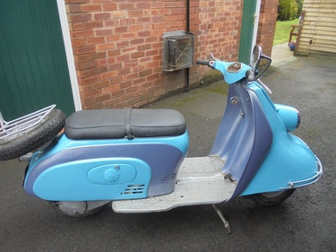 Picture of 1961 heinkell tourist 175cc stunning condition For Sale